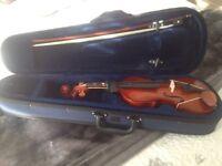 Child's Violin Size 1/4
