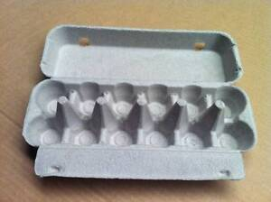 25 empty egg cartons to SWAP for 2 doz eggs etc... Sunnybank Hills Brisbane South West Preview