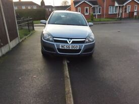 VAUXHALL ASTRA 1.7 CDTI 5DR hatchback diesel manual 2006 full history 6 months mot miles 120000