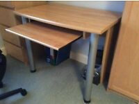 Ikea computer desk, immaculate condition