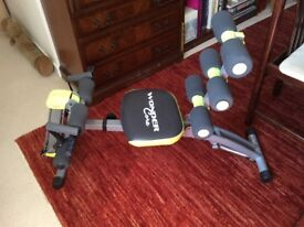 Wonder Core II. The revolutionary way to tighten your core in your own home.