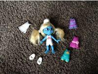 Smurfs Movie Smufette Fashion Doll