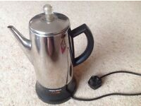 MORPHY RICHARDS VINTAGE ANTIQUE COFFEE MAKER PERCOLATOR