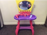 Peppapig table with working light and sounds
