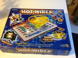 John Adams Hot Wires set