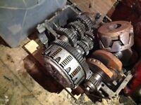 Clutch motorbike engine parts