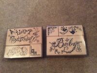 Crafting stamps