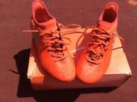 ADIDAS PURECHAOS / SIZE 8 / USED / FIRM GROUND .