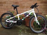 Child's Frog spotty 52 bike. In excellent condition.