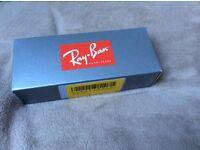 Brand New 'Ray Ban' Sunglasses - original wayfarer