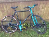 Mongoose single speed bike (medium frame)