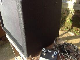 LANEY LC30 ll 30wat CLASS A VALVE AMP