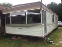 Carnaby Hacienda 36x12ft 2 Bed Static Caravan 1997 appox.