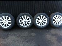 vw sharan wheels
