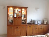 FREE Display unit and sideboard in great condition buyer to collect