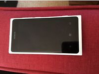 Nokia lumia, water damaged but vibrates, barely used. Good for parts?