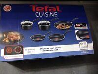Tefal Cuisine Pan Set