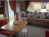 6 Berth Caravan in Southerness for Hire