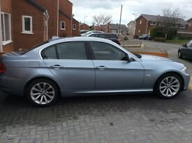 2010 Bmw 3 series mot and tax till end January 2018.