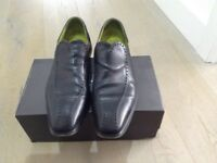 Oliver Sweeney Black Leather Shoes