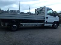 Renault Master LL35 DCI 120 dropside