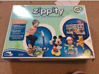 Leapfrog Zippity Console Game. Great Condition and Complete. Little Use.