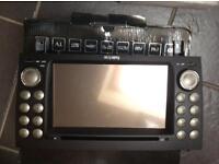Mercedes slk upgrade multimedia radio