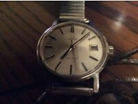 Vintage Gents Genuine Omega Watch