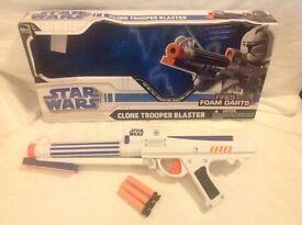 Star Wars Clone Trooper Blaster