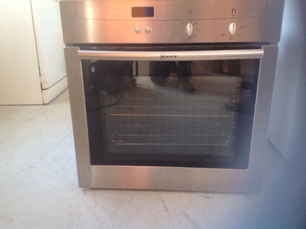Integrated Neff Stainless Steel Oven Model No Hbb Ap32