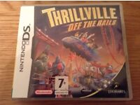 Thrillville Off The Rails Nintendo DS Game