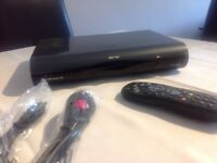 Sky Plus HD 2TB Box.