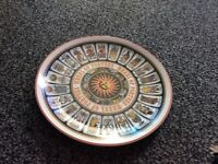 Wedgwood Wheel of fortune, Tarot card plate, mint condition. boxed £50