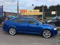 Skoda Octavia VRS diesel 2 owners 102000fsh long mot fullyserviced mint car possible px