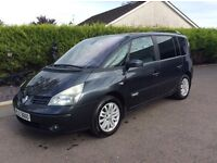 Renault espace 1.9 dci full service history mot July 2017 four new tyres etc