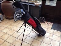 Women's right handed golf clubs