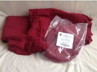 Therapy Couch cover three piece set with face rest covers NEW