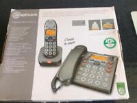 Combi Phone set Amplicom