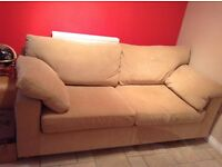 Next sofa, in very good condition. Complies with fire safety regulations.