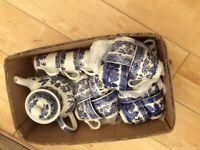 Ironstone and Dickens Series - Tea