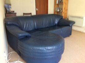 Sofa large 3seater corner unit