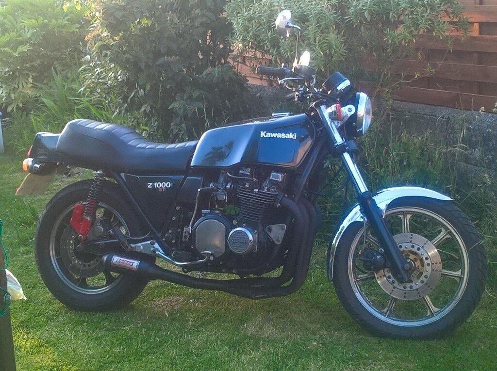 Kawasaki Z1000 St 1979 In Newlyn Cornwall Gumtree