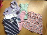 Next 12-18 month girls clothes bundle