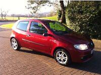 Fiat Punto 1.2 8 valve Active Sport low insurance 12 months MOT