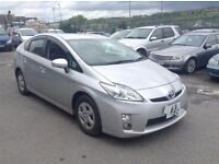 TOYOTA PRIUS 1.8 HYBRID T3++1 OWNER FROM NEW++REVERSE CAMERA/SAT-NAV++LOW MILEAGE ONLY 60K!!