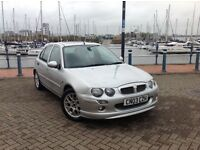 Mg Zr 1.4 105+ 5 door in silver with 90,000 miles and an mot until November 2017