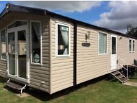 Luxury 3 bed caravan for hire wild duck holiday park