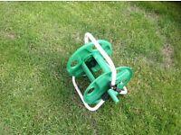 Garden hose reel - giveaway