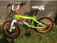 Boys bicycle. Up to age 7