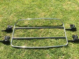 Peugeot 206cc luggage rack